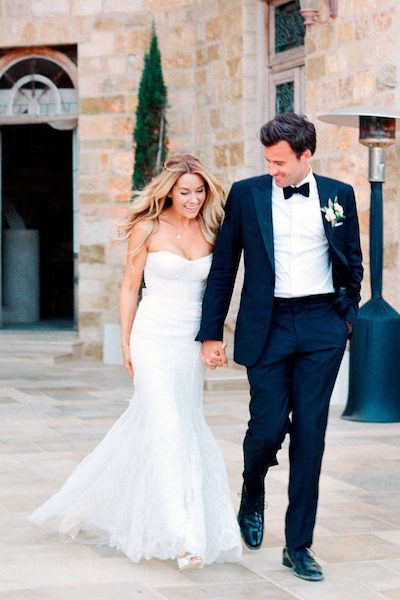 Celebrity Inspired Wedding Gowns